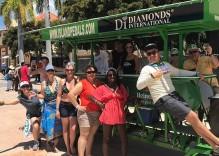 Island Pedals Beer Bike Business